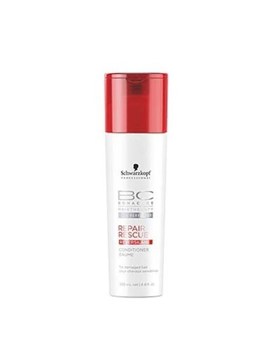 Bonacure Repair Rescue Rev.Conditioner Baume Acil Kurtarma Saç Kremi 200 ml Renksiz
